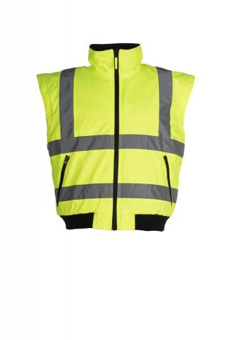 S525V AS VEST (SLEEVES ZIPPED OFF)