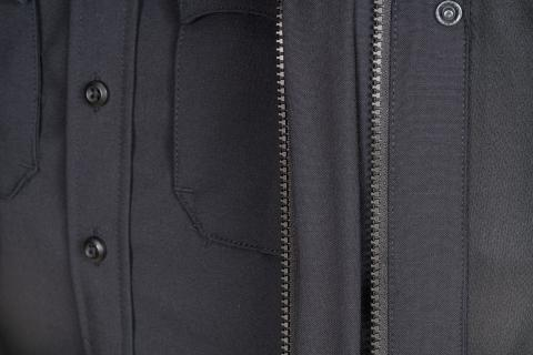DUAL SIDE ZIPPER ADJUSTABILITY