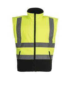 S319V AS VEST (SLEEVES ZIPPED OFF)